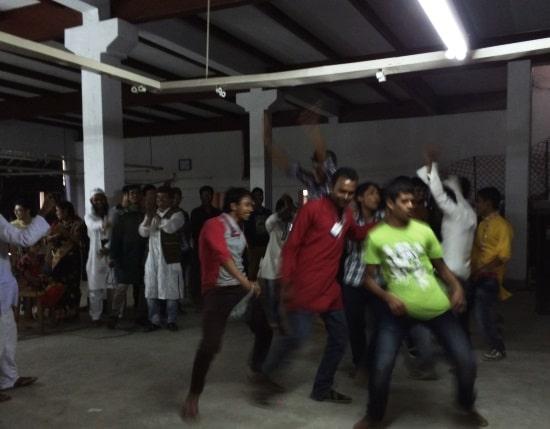 バングラデシュダンス