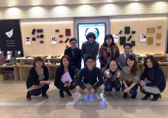 博多駅アミュエスト集合写真