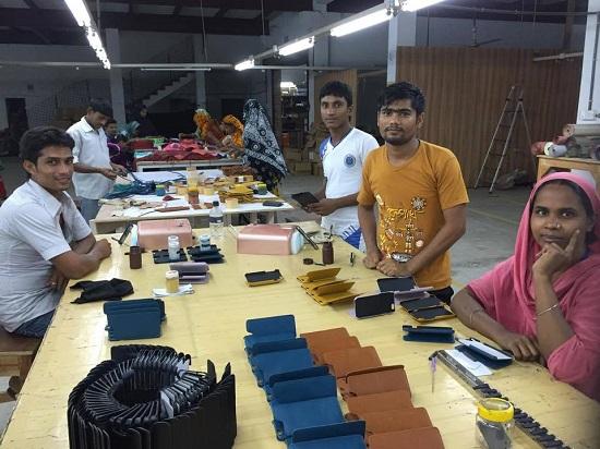 バングラ工場