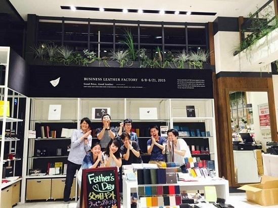 新宿マルイアネックス店舗開店準備