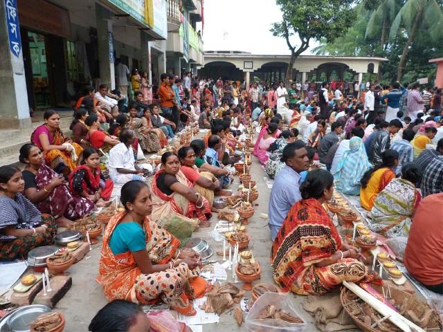 その1-バングラデシュは世界でも人口密度がトップクラスです。