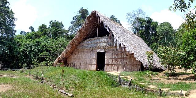 ブラジルの農村部はこんなところもあります。