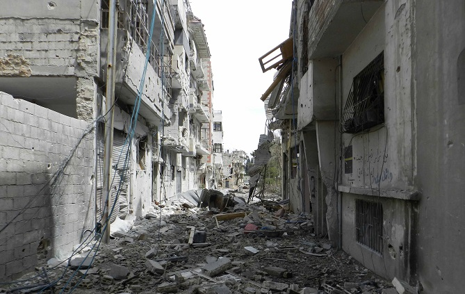 国民の約半分!1170万人を超えるシリア難民の現状