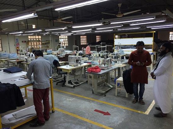 バングラデシュ工場