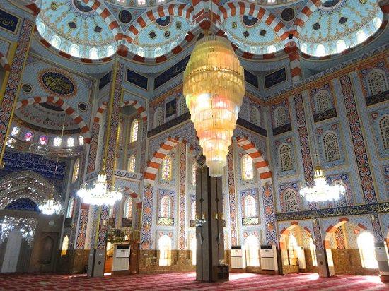 エルビルのモスク