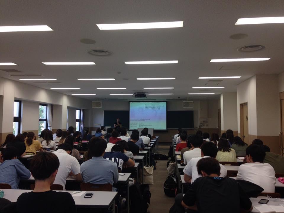 関西学院大学「社会起業家入門」での講義