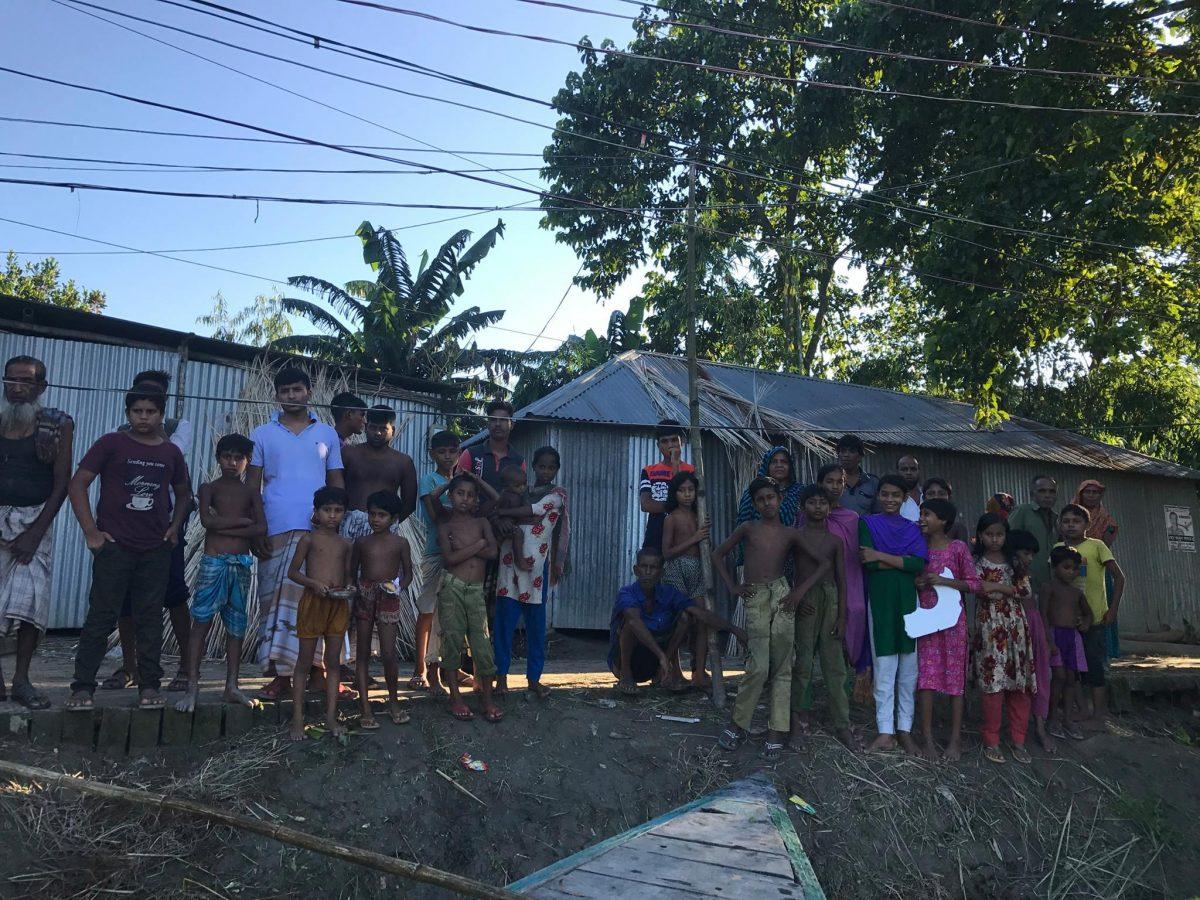 バングラデシュ大洪水-募金箱設置のお知らせ