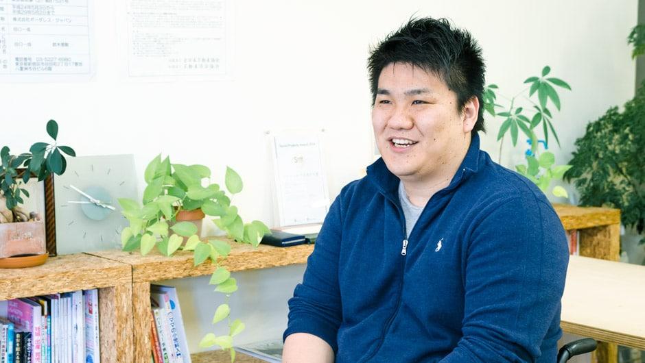 JOGGO社長高橋