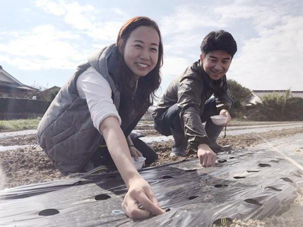 定年退職後の高齢者が日本の農業を支える社会に
