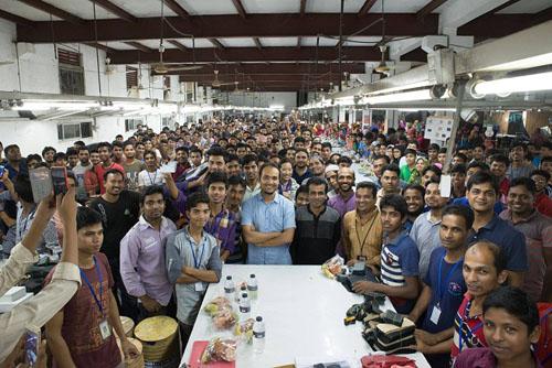 バングラデシュの人々が自分の夢を持ち、実現できる世界へ