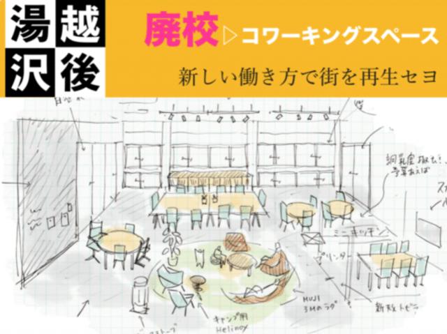 きら星は、新潟県湯沢町で、廃校保育園を活用した新しい働き方の取組みを進めております。工事費用をクラウドファンディングでの調達に8/15まで挑戦中。
