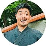 広報担当 ケイスケ width=