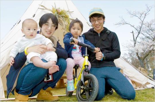 モヤと家族