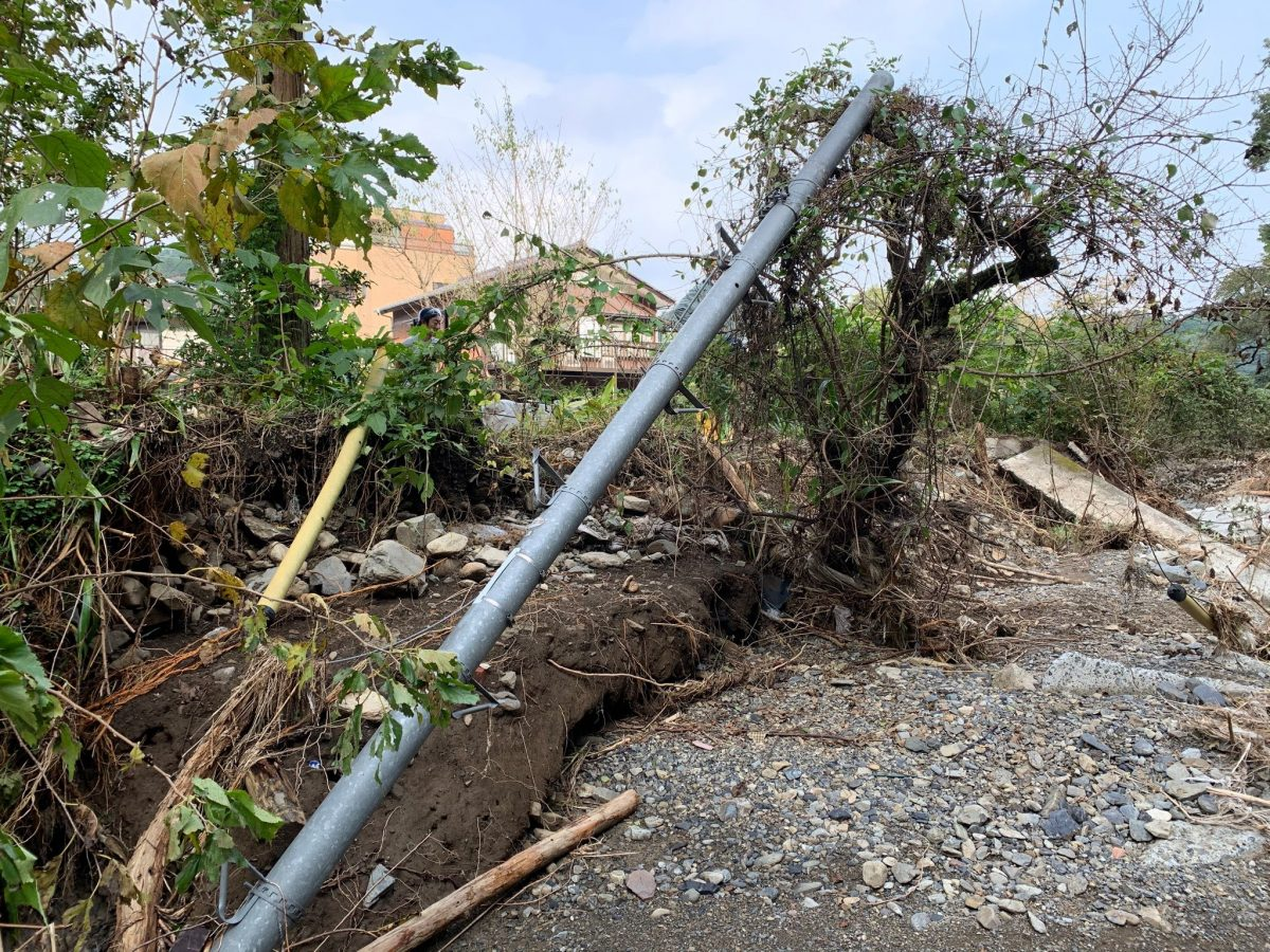 八王子 台風 被害