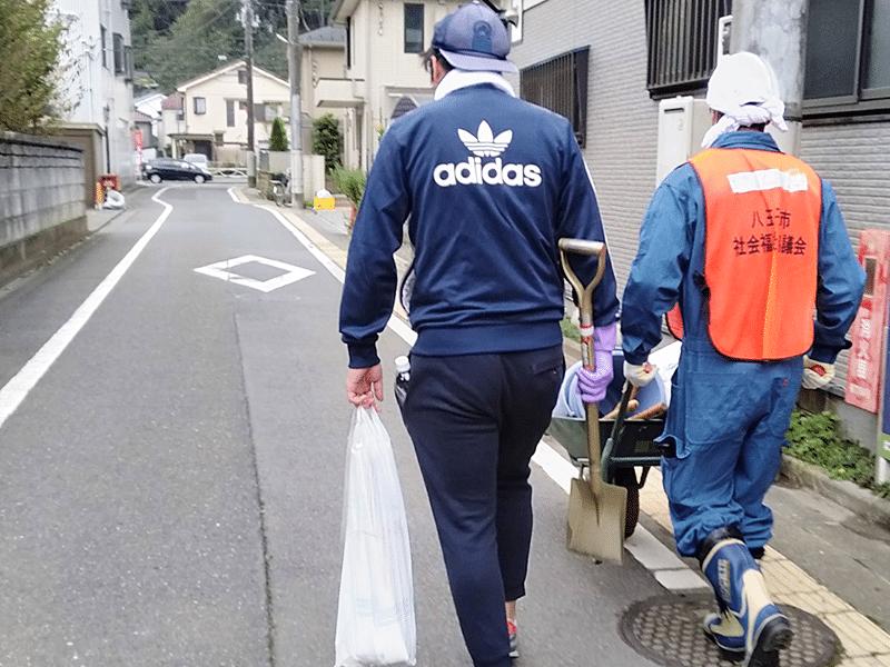 ボーダレス・ジャパン ボランティア