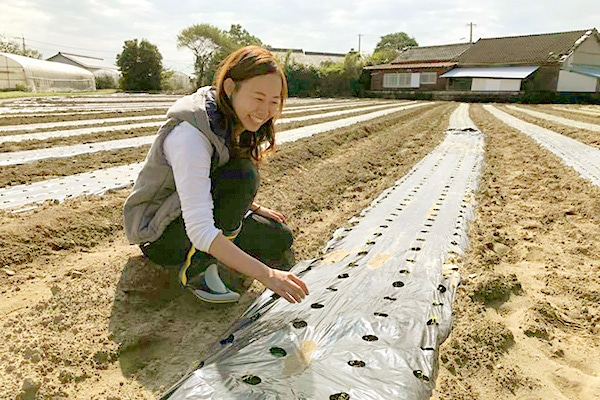 農業経験ゼロからの挑戦