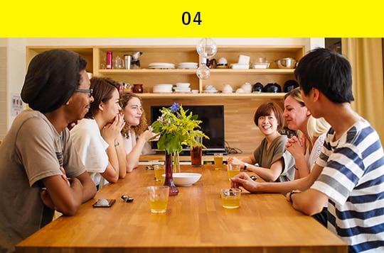 シェアハウスが見学できる!オープンハウス開催!@京都