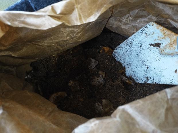 LFCコンポスト 堆肥